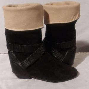 Vintage-Leather Boot